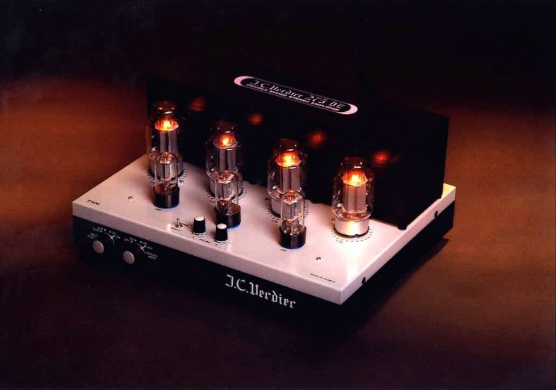 Amplificateur 275DE JC Verdier