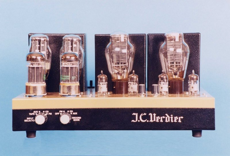 Amplificateur TS300B JC Verdier