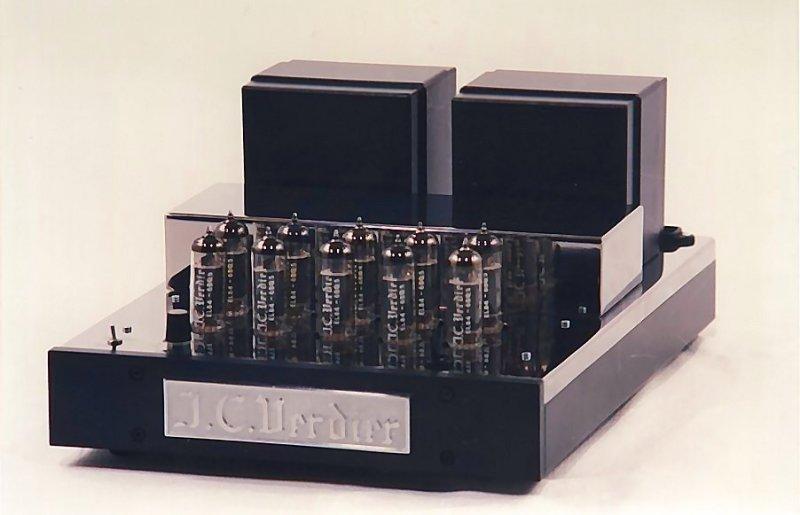 Amplificateur Mono Bloc 10 JC Verdier