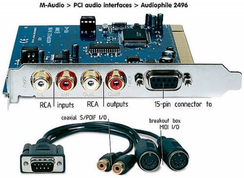 Audiophile 24 96