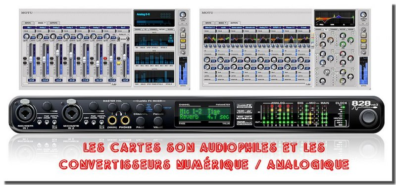 Cartes son audiophiles