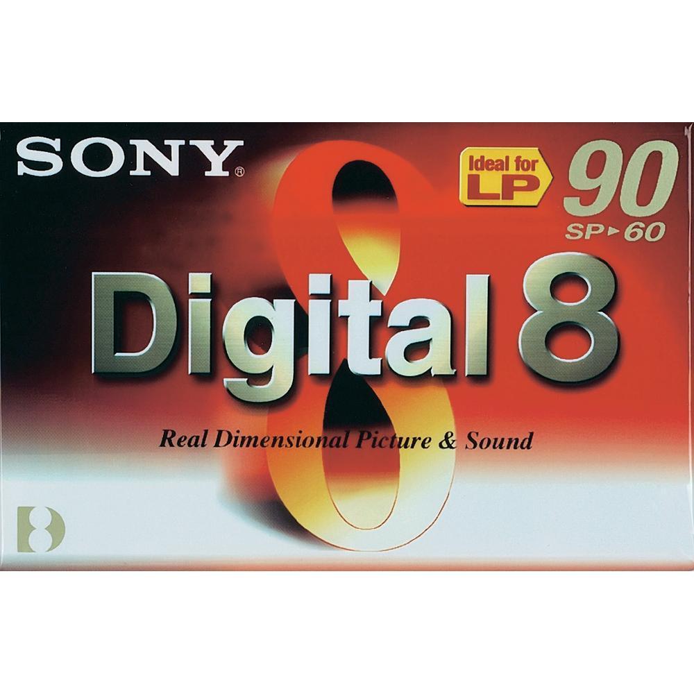 Digital 8