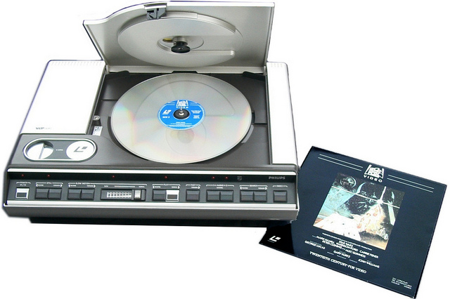 Laserdisc Philips