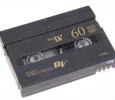 Cassette vidéo MiniDv