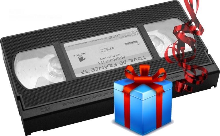 Cassette VHS Noël