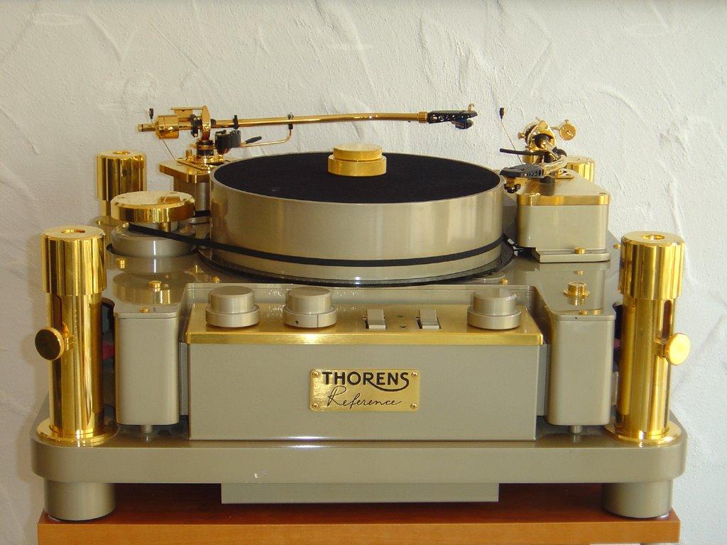 platine vinyle thorens num risation audio vid o. Black Bedroom Furniture Sets. Home Design Ideas