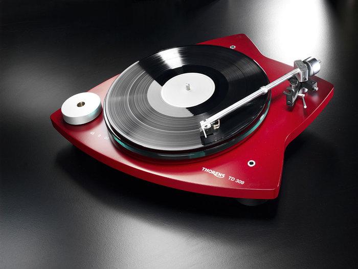 Platine vinyle thorens num risation audio vid o - Amplificateur pour platine vinyle ...